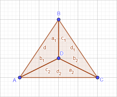 Three Triangles